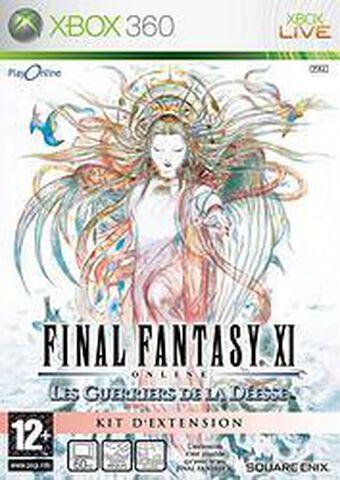 Final Fantasy Xi, Les Guerriers De La Déesse