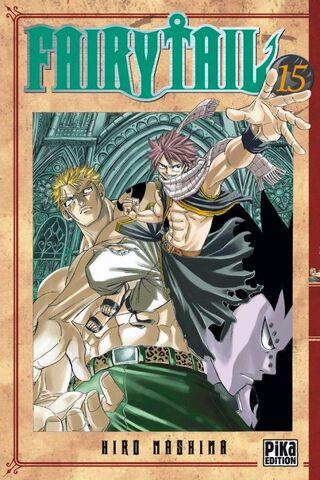 Manga - Fairy Tail - Tome 15
