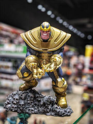 Statuette Diorama Diamond Select Gallery - Marvel - Thanos 23 Cm