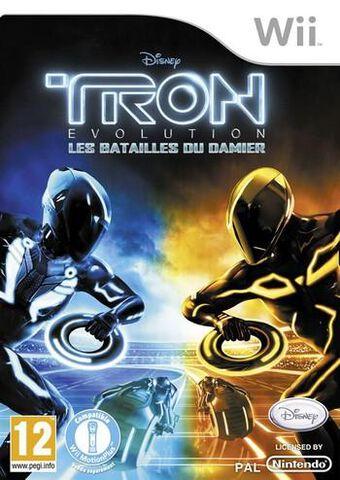 Tron Evolution - Les Batailles Du Damier