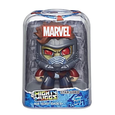Figurine - Marvel - Mighty Muggs Star Lord
