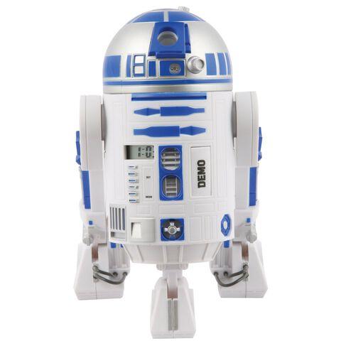 Reveil Star Wars - R2-D2 - Projecteur