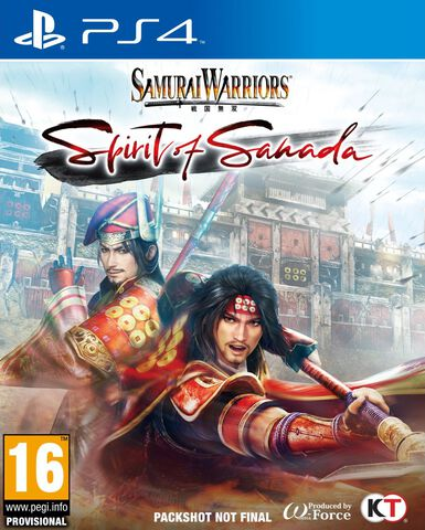 Samurai Warriors : Spirit of Sanada