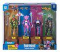 Figurine - Fortnite - Pack 4 Persos - Core Figurines Squad Mode