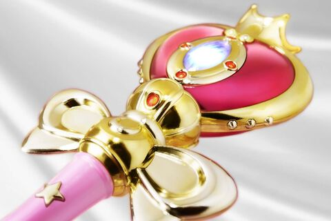Réplique - Sailor Moon - Spiral Heart Moon Rod
