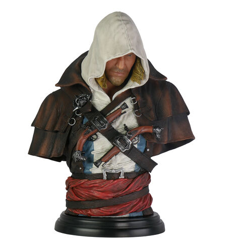Buste - Assassin's Creed : Black Flag - Legacy Collection Edward Kenway