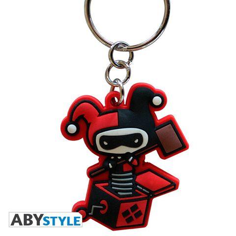 Porte-clés - DC Comics - PVC Harley Quinn