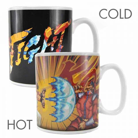Mug - Street Fighter - Heat Change M. Bison 400 ml