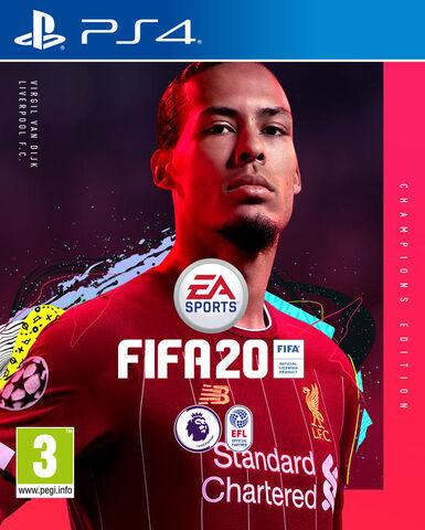 FIFA 20 champions edition (exclusivité Micromania)