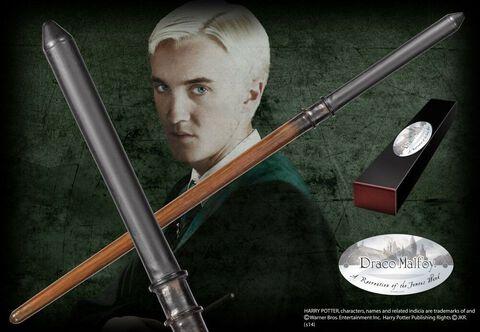 Réplique - Harry Potter - Baguette de Drago Malefoy