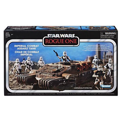 Replique - Star Wars - Black Series Tank D'assault Vintage