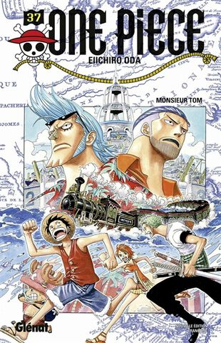 Manga - One Piece - Edition Originale Tome 37
