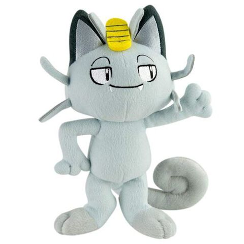 Peluche - Pokémon - Miaouss D'alola 25 cm