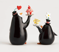 Figurine Miss Mindy - Mary Poppins - Penguin Waiters