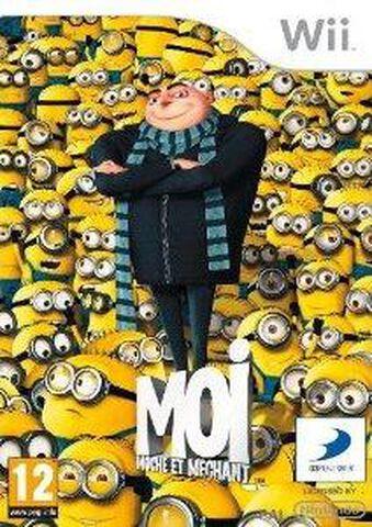 Moi Moche Et Mechant