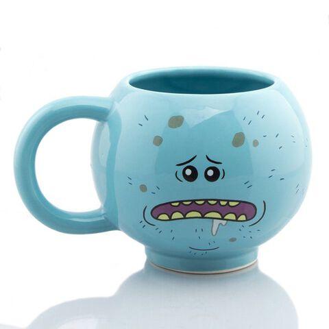 Mug - Rick Et Morty - Mr Meeseeks 3d 500ml