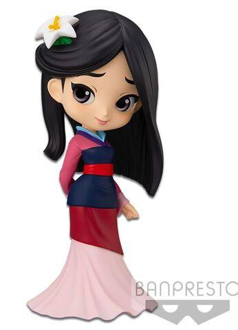Figurine Q Posket - Disney - Mulan Version Standard