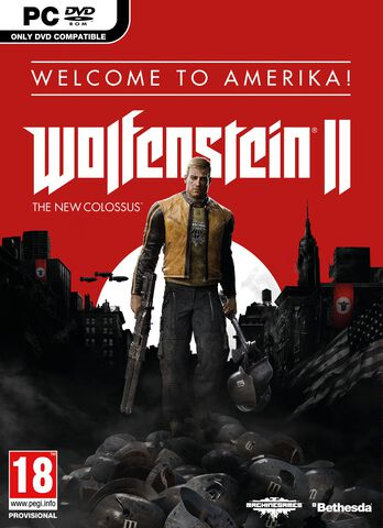 Wolfenstein II : The New Colossus - Welcome to Amerika ! Exclusivité Micromania