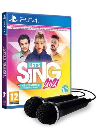 Let's Sing 2021 Hits Français Et Internationaux