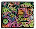 Portefeuille - Rick et Morty - Coloré