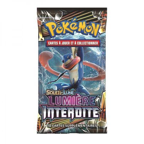 Booster Pokémon - Soleil et Lune - Lumière Interdite