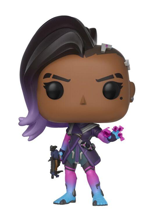 Figurine Funko Pop! N°307 - Overwatch - Série 3 Sombra