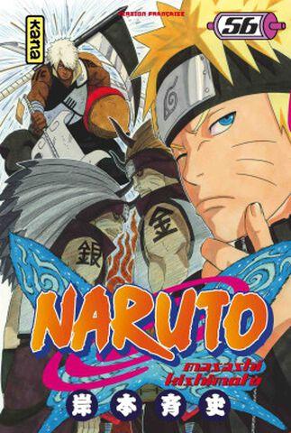 Manga - Naruto - Tome 56