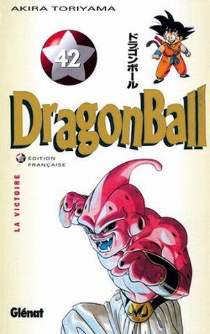 Manga - Dragon Ball - Tome 42 La Victoire