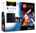 Pack PS4 1 To + LEGO Star Wars : Le Réveil de la Force + Blu-ray Star Wars : Le Réveil de la Force