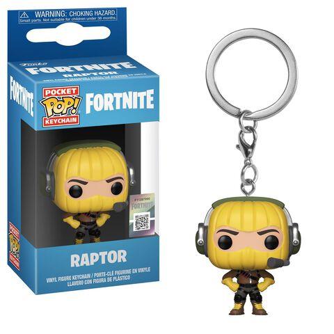 Porte-clés - Fortnite  S1 - Raptor