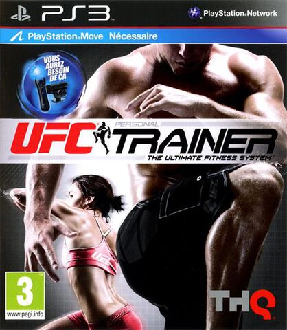 UFC Personal Trainer : The Ultimate Fitness System (Move)