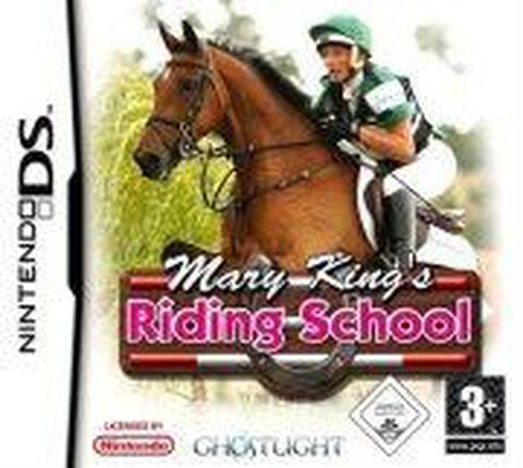 Mary King's, Riding School