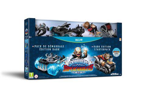 Skylanders Superchargers Dark Pack Démarrage - Exclusivité Micromania