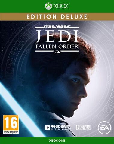 Star Wars Jedi : Fallen Order Edition Deluxe
