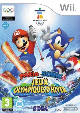 Mario & Sonic Aux J.o D'hiver