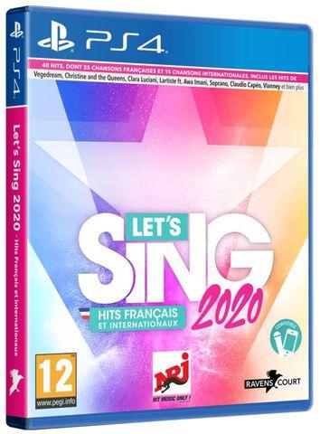 Let's Sing 2020 Hits Français Et Internationaux