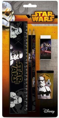 Set Scolaire - Star Wars - 5 Pièces