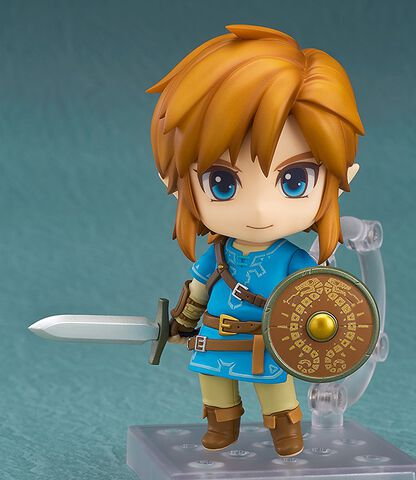 Figurine - Zelda Breath Of The Wild - Nendoroid Link