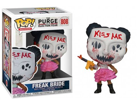 Figurine Funko Pop! N°808 - American Nightmare - Freak Bride (ectn Yr)