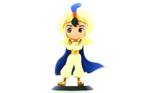 Figurine Q Posket - Aladdin - Prince Aladdin