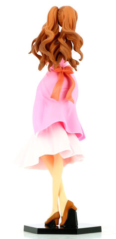 Figurine Glitter & Glamours - One Piece - Charlotte Pudding Version Rose