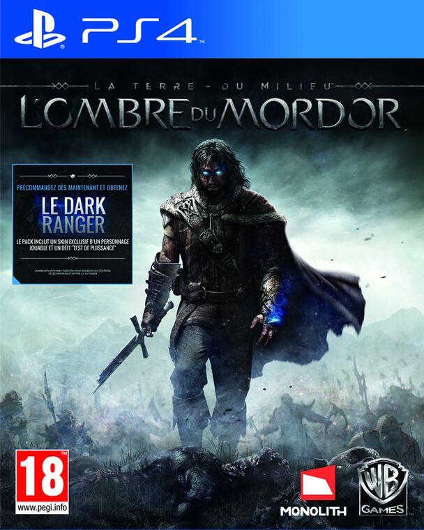 Edition Spéciale Terre du Milieu - L'Ombre du Mordor - Exclusivité Micromania