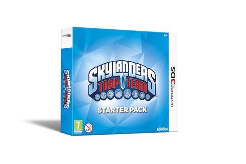 Skylanders Trap Team Pack Démarrage