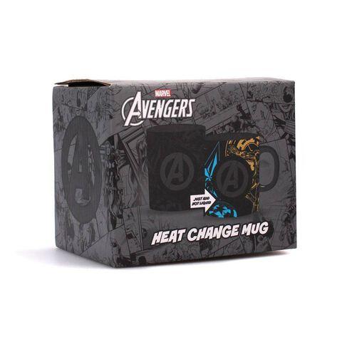 Mug Heat Change - Marvel - Avengers 400 ml