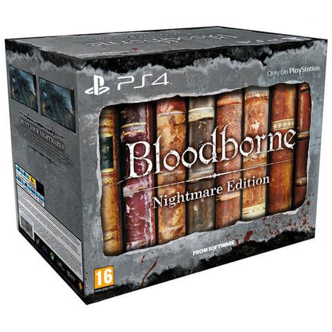 Bloodborne Nightmare Edition - Exclusivité Micromania