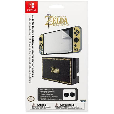 Kit Playskins Zelda + 2 Caps - Exclu