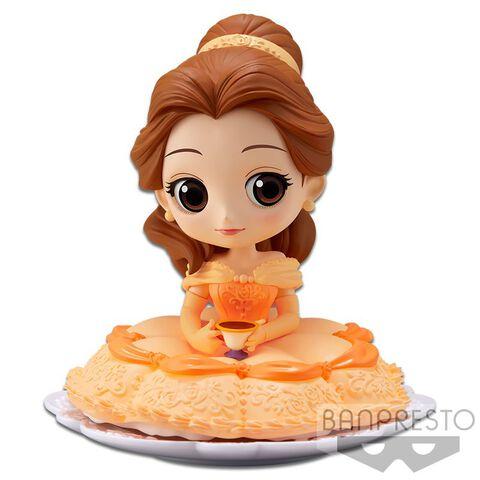 Figurine Q Posket Sugirly - Disney - Belle (couleur Spéciale B)