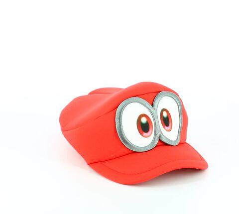 Casquette - Super Mario Odyssey - Exclusif Micromania - GameStop
