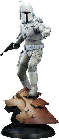 Statuette Sideshow - Star Wars - Ralph Mcquarrie Boba Fett 47 cm
