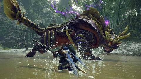 Précommande Monster Hunter Rise